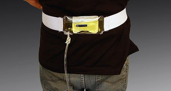 Fake Pee Belt