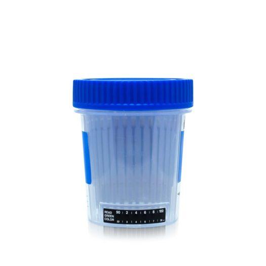 12 Panel Drug Testing Cup Back